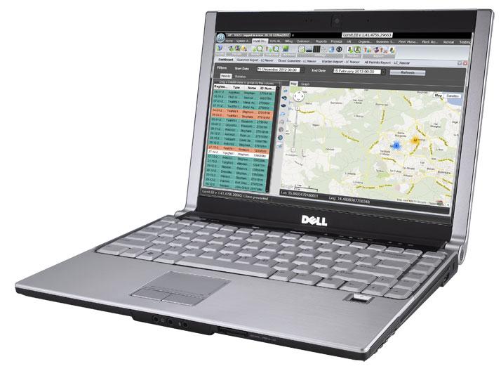 Permit Management System - Dashboard
